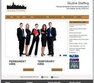 Staffing &amp; Recruitment Websites | Kinetic Knowledge