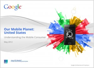 Google Mobile Consumer Study